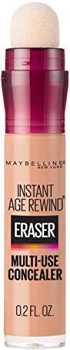 Maybelline Instant Age Rewind Eraser Dark Circles Treatment Multi-Use Concealer, Honey, 0.2 Fl Oz (Pack of 1)