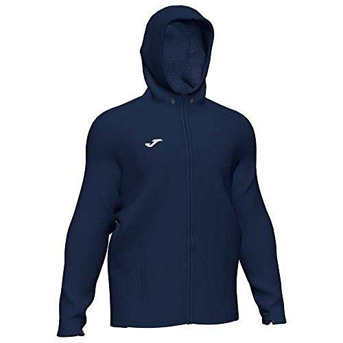 Veste Ciré Polaire pour Homme, Taille XL, Bleu Marine
