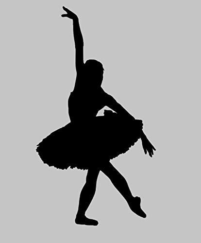 Aufkleber Tanzen Nr. 3