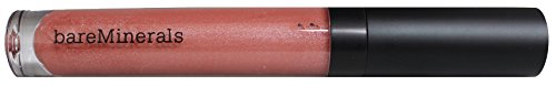 Bare Minerals Moxie Plumping Lipgloss - Spark Plug (Dusty Pink Pearl) 0.15 oz