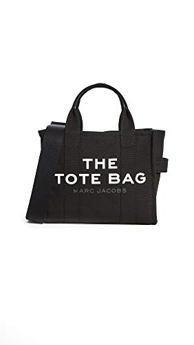 The Marc Jacobs Women's Mini Traveler Tote Bag, Black, One Size