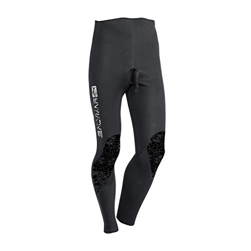 SALVIMAR Pit Stop Channel, Muta-Pantaloni Uomo, Multicolore, 5.5 mm-L/50-52