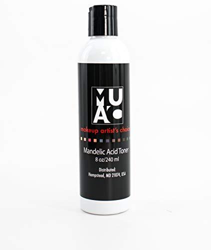 MUAC Mandelic Acid Toner - 8 oz bottle