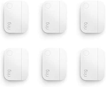 All new Ring Alarm Contact Sensor 6 pack 2nd Gen product image