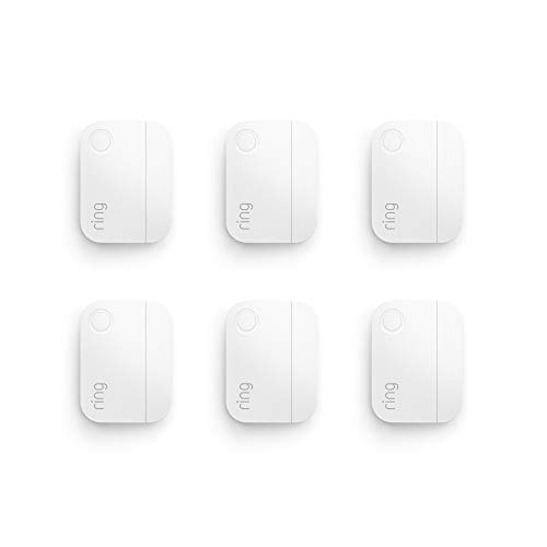 All-new Ring Alarm Contact Sensor 6-pack (2nd Gen)