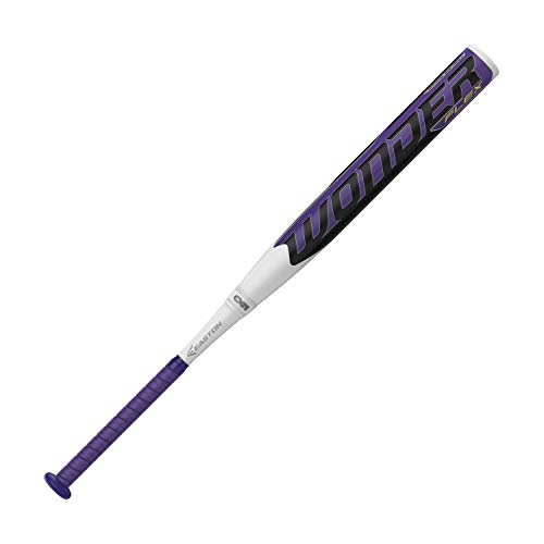EASTON Wonder -12 Fastpitch Softball Bat | 32 inch / 20 oz | 2019 | 2 Piece Composite | Flex Barrel | CXN ZERO ConneXion+ | TCT Composite | Cert. 1.20 BPF / 98 mph | ASA / USSSA / NSA / ISA / ISF