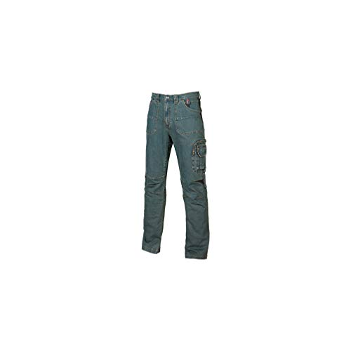 U-Power - werkbroek jeans stretch - Traffic Rust jeans - ST071RJ - U-Power