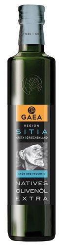2x Gaea - Sitia Natives Olivenöl Extra, Griechenland - 500ml