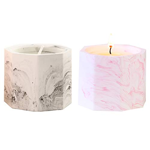 Elite New Shipping Free Brands USA Scented Coconut Wax Candle Set Gift Burni Year-end annual account Long