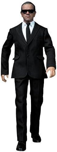 Enterbay Men in schwarz 3  Agent K Real Masterpiece Action Figure by Diamond Comic Distributors