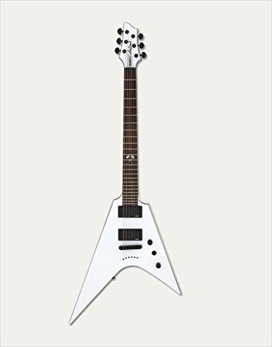 ARIA XV-05 WH guitarra eléctrica Blanco