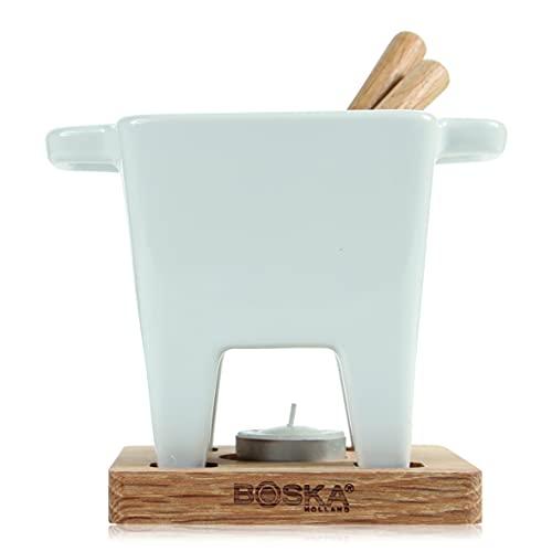 Boska Tapas Fondue Bianco - pour 174 grammes de fromage fondu - 300 ml