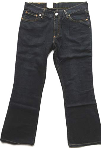 Levi's 529 Bootcut Jeans New Vintage Woman Girls One Wash (26x32) Blau