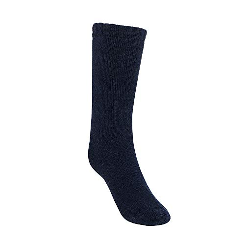 COMIOR 1 Paar Herren Socken Wintersocken Super Dicke Kaninchenwollsocken Dicke Frotteesocken Winterrohrsocken Super Warm Heavy Thermal Merinowolle