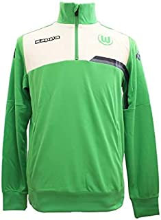 VfL Wolfsburg Trainings Sweatjacke Saison 2015/2016 L