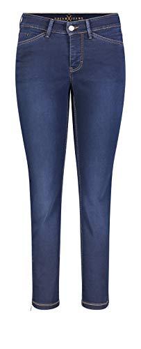 MAC Damen 7/8 Jeans Dream Chic 5471 Dark Washed D826 (42/27)