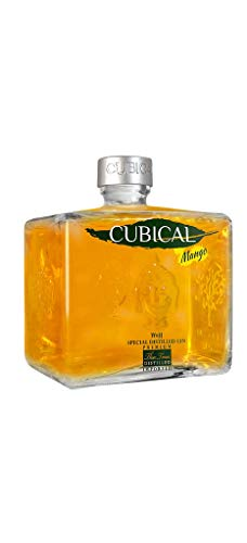 Cubical Ginebra Mango - 700 ml