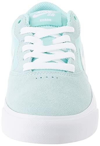 Nike SB Chron Solarsoft, Zapatillas de Gimnasio Unisex Adulto, Light Dew White Light Dew White, 42 EU