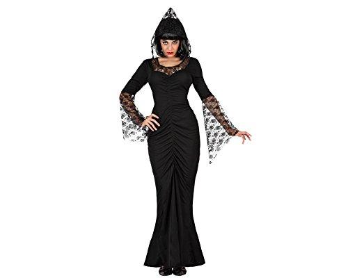 ATOSA 19461 - Frau der Hölle Kostüm, Größe XS-S, schwarz