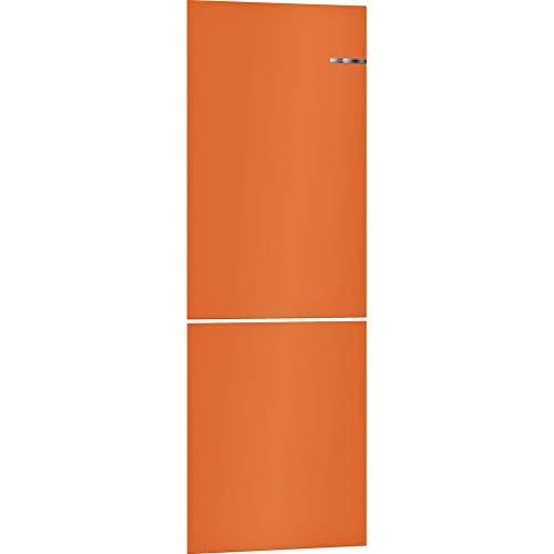 Bosch KSZ1BVO00 - Accessorio per frigoriferi VarioStyle, parte anteriore della porta sostituibile, colore: Arancione