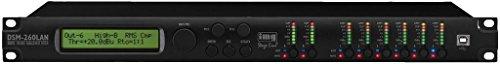 IMG STAGELINE DSM-260LAN Digitales Lautsprechermanagement-System schwarz