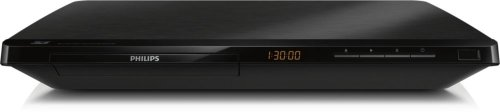 Philips BDP3490/12 3D-Blu-ray Player (My Remote, Simply Share) Schwarz