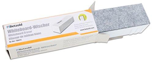 Betzold 756414 - Whiteboard-Löscher, Whiteboard-Wischer Whiteboard-Reiniger Eraser