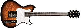 Other 6 String Solid-Body Electric Guitar, Right, Vintage Sunburst (Other)