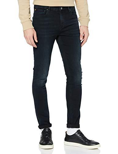 Scotch & Soda Skim-Slim Fit Jeans, Azul (Waiting Line), 28W x 32L para Hombre