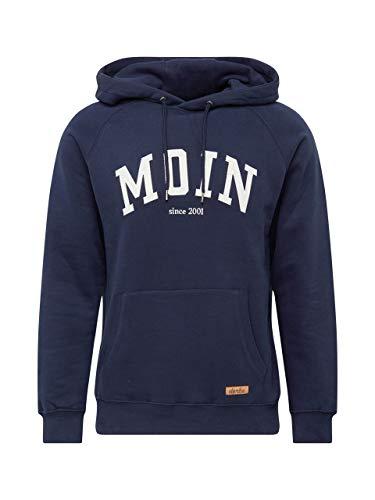 derbe Herren Kapuzenpullover Favorite Hoody Boys Navy dunkelblau Moin - XL
