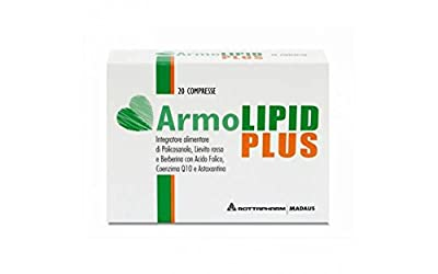 Armo Lipid Plus 20cpr