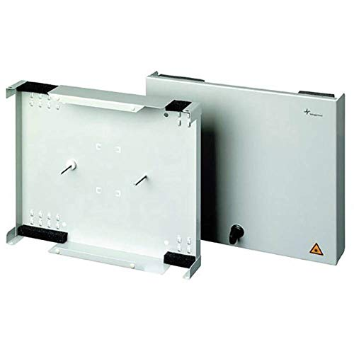 Telegärtner LWL-Mini-Gabinete de pared H02050A0008 B/H/T 320 x 280 x 54 mm...