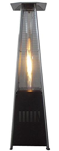Kekai KT0527 - Estufa de gas Tótem 73x73x221 cm