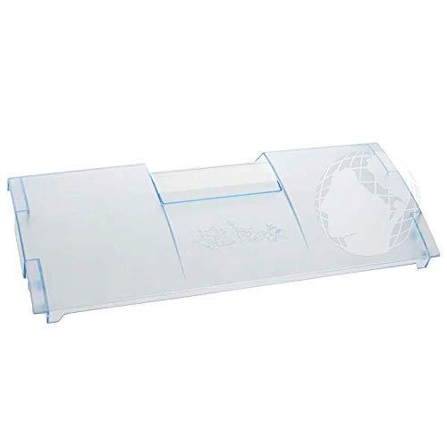 Tapa cajón para congelador (ORIGINAL Beko) Longitud 47 cm x Ancho 19 cm, código del recambio: 4551630100