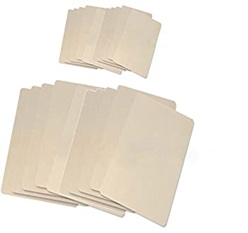 PFT 20 X Sheets of Large and Medium Sizes Tattoo Practice Skins OTW-Tab1