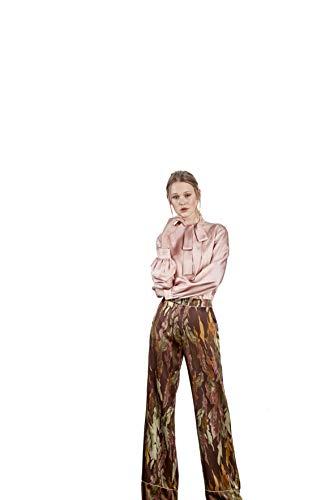 Ángel Shlesser pantalón tipo pijama