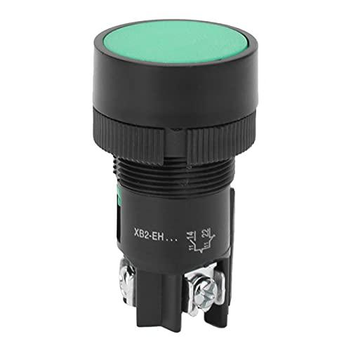 Pulsador Pulsador Pulsador Botón Empujar para iniciar Tapa para destornillador estándar IEC n.o 2 Verde XB2-EH135, rojo XB2-EH145 Firmeza y fiabilidad(Green XB2-EH135)