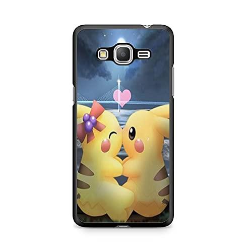 Coque pour Samsung Galaxy J7 2016 (J710) Pokemon go Team Pokedex Pikachu Manga Tortank Game Boy Color Salameche Noctali Valor Mystic Instinct Case 12