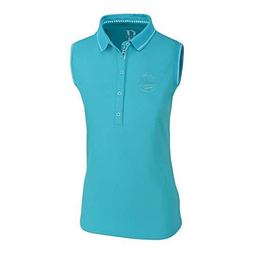 PIKEUR Damen T-Shirt JARLA, caribbian sea, 36