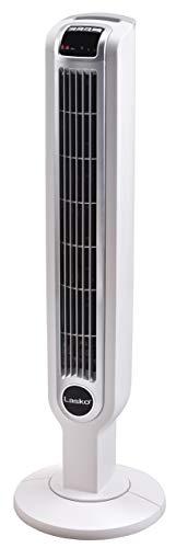 Lasko 2510 Oscillating Tower Fan, 36 Inch, White