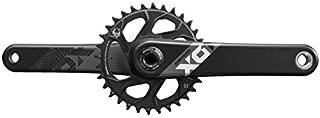 SRAM X01 Eagle 12-Speed BB30 Direct Mount Crankset - Boost Black, 175mm/32t
