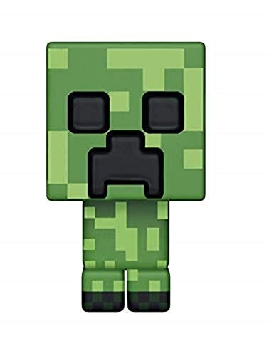 Funko POP! Games: Minecraft - Creeper Collectible Figure,Multi-colored