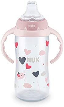 NUK Learner Cup 10 Oz (Hearts)