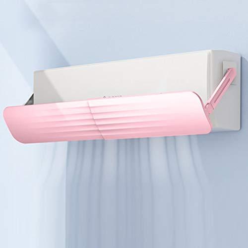 Aire Acondicionado doméstico Parabrisas a Prueba de Viento de Pared Deflector de Salida de Aire para bebés