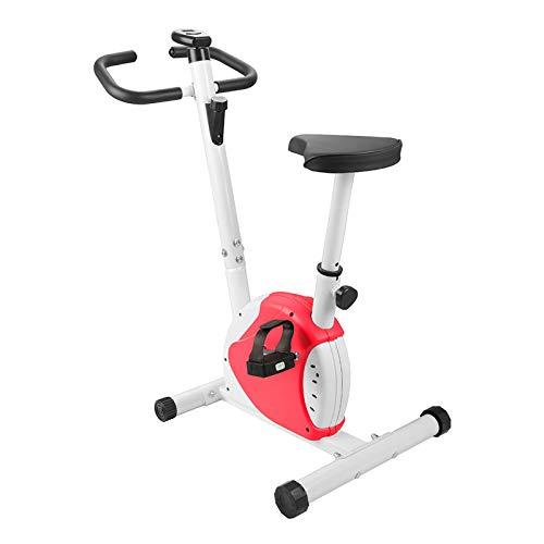 Bici da Spinning Magnetica Cyclette Pieghevole per Casa Magnetico Verticale Bike Sella Ergonomica Indoor Fitness Cardio Spin Bike