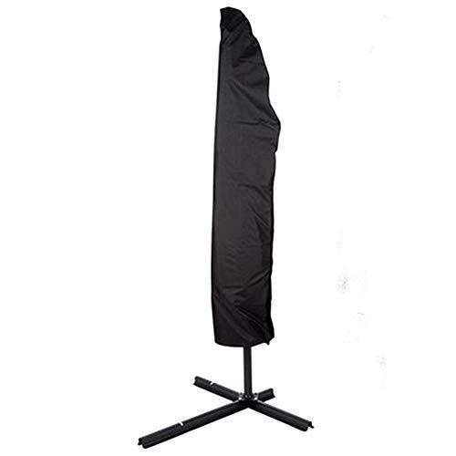 AXspeed Housse de protection pour parasol déporté Housse de protection imperméable respirante (hauteur 205 cm)