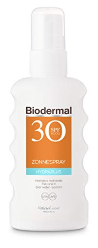 Biodermal Zonnebrand - Hydraplus Zonnespray - SPF 30 - 175ml