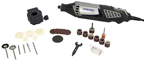 Dremel 4000 Series 28 Piece 1.6A Corded Electric Variable Speed Rotary Tool Kit (Renewed)