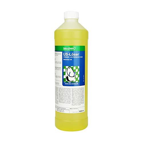 bio-chem Urinsteinentferner (Urinstein-Löser) 1000 ml Kalksteinlöser Toilettenreiniger extra stark aus der Industrie