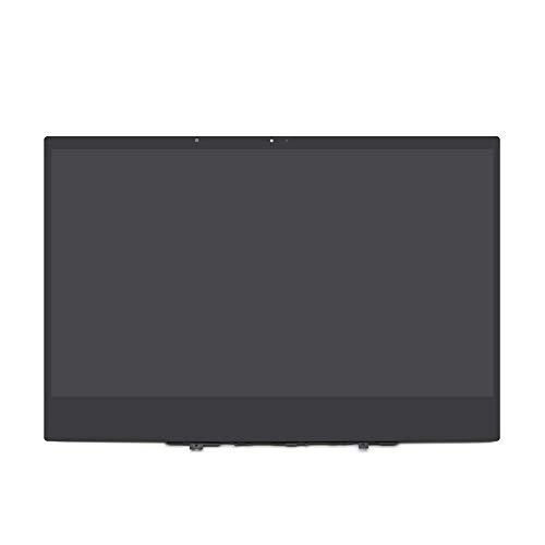 FTDLCD® 13.3 Inch 4K LED LCD Pantalla Táctil Digitalizador de Asamblea + Marco B133ZAN02.3 para Lenovo Yoga 730-13IKB 81CT 81CT001SUS 3840x2160